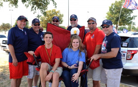 Tailgaters Out Early For 1st Football Game