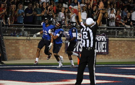 Allen Remains Undefeated with a Blowout at Home