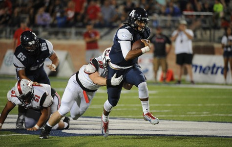 Eagles Hold on to Beat a Tough Marcus Team