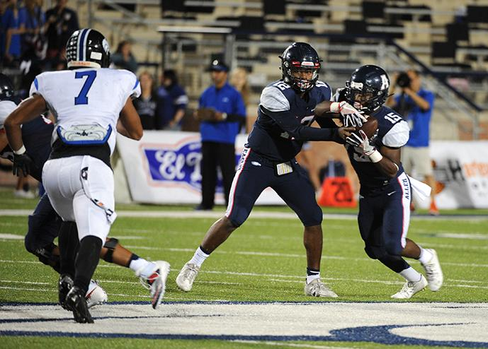 Allen Dismantles Plano West on Homecoming Night