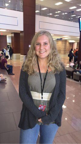 Humans of Allen: Lina Jalver