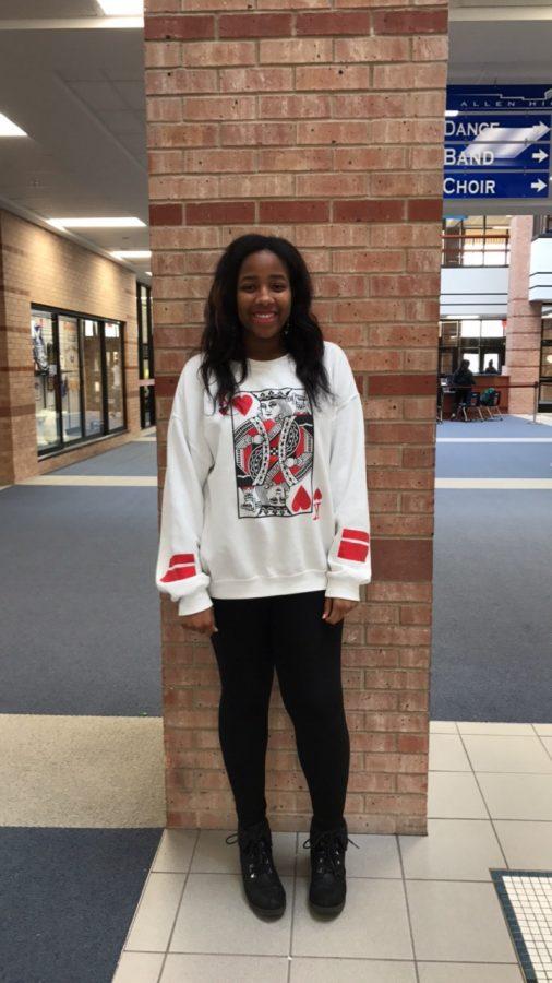 Humans of Allen: Michelle Obonna