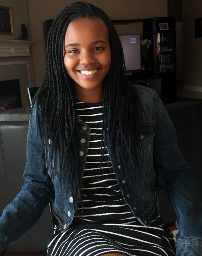 Humans of Allen: Irene Mwangi