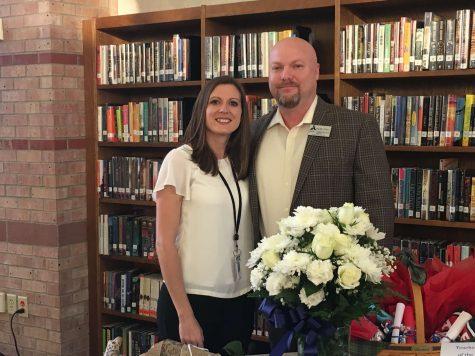 Math teacher wins Teacher of the Year