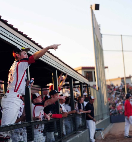 Allen vs. Rockwall Baseball 5-15-14