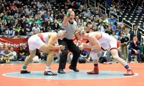 Wrestling State Tournament Feb. 14 – Feb. 15 2014