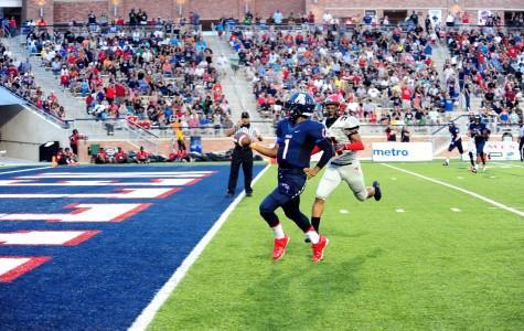 Allen vs. Cedar Hill Football 9-6-14
