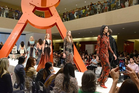 Fashion In Action: NorthPark Fall Fashion Show