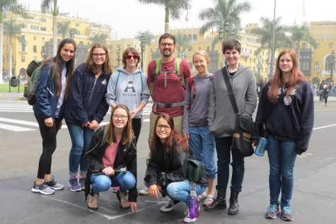 Alpaca Your Bags: IB Students Spend 10 Days in Peru