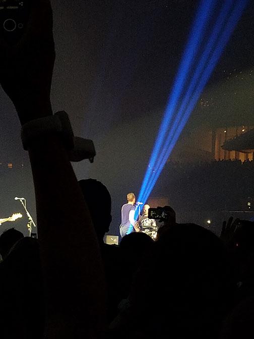 Review: Coldplay at AT&T Stadium