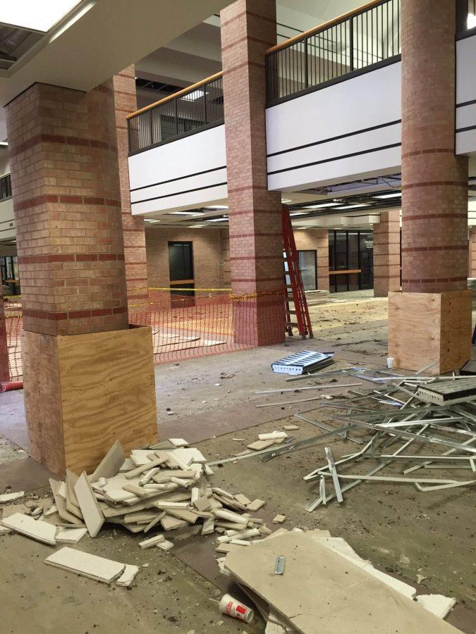 New year brings new faculty and construction to AHS