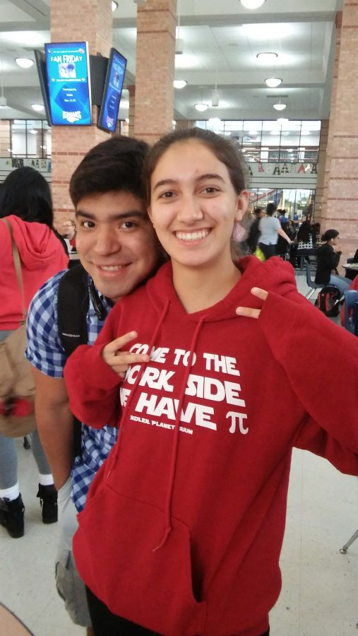Humans of Allen: Sammi Montemayor