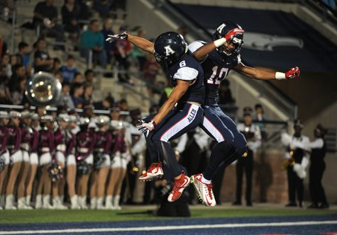 Allen stays perfect on Senior Night against Wylie