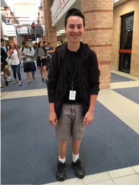 Humans of Allen: Jonathan Parra