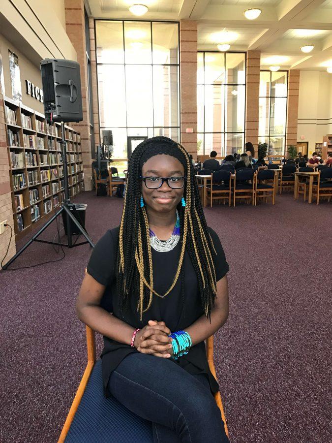Humans of Allen: Mary Adeeko