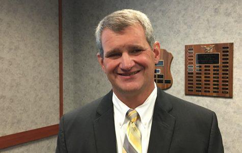 Allen Names Lone Finalist for Superintendent Position