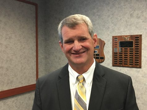 Allen Names Lone Finalist for Superintendent Position