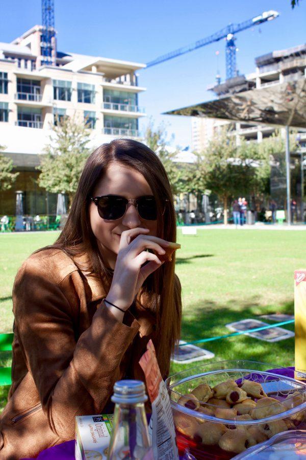 Humans of Allen: Kaitlyn Mcclinton