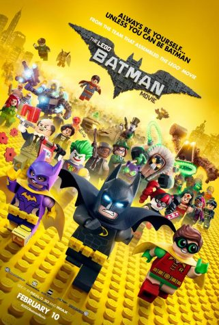 "Review: ""The Lego Batman Movie"""