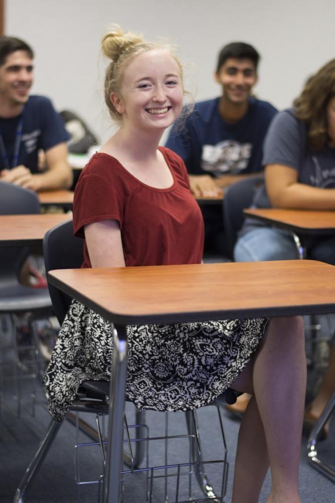 Humans of Allen: Jessi Randolph