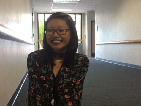 Humans of Allen: Samantha Pham