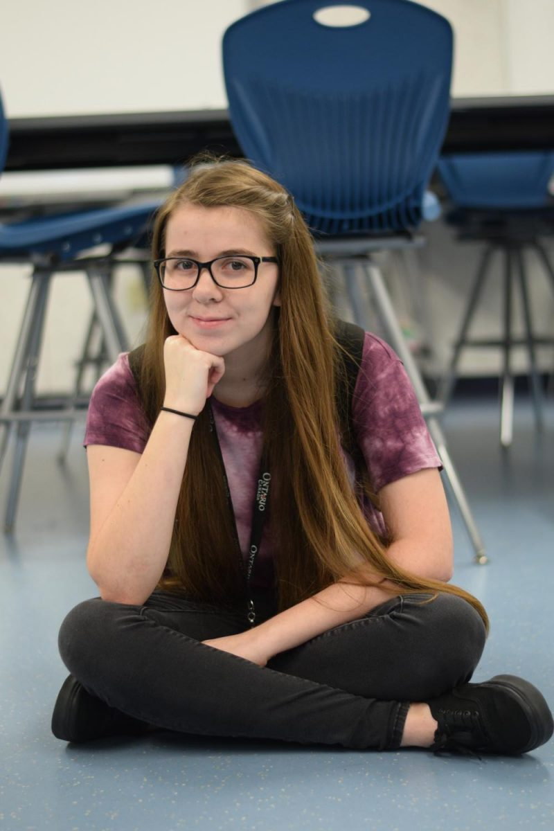 Humans of Allen: Anna Lanza