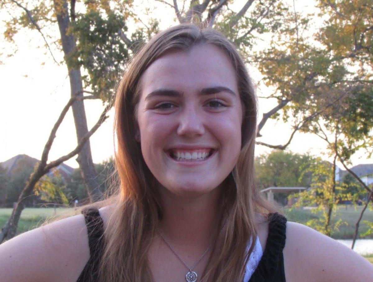 Humans of Allen: Brooke Vaughan