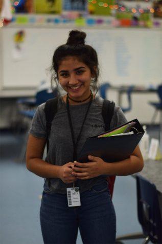Humans of Allen: Sonia Bhargava