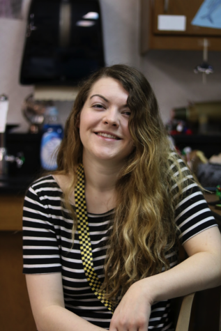 Humans of Allen: Addy Hutchings