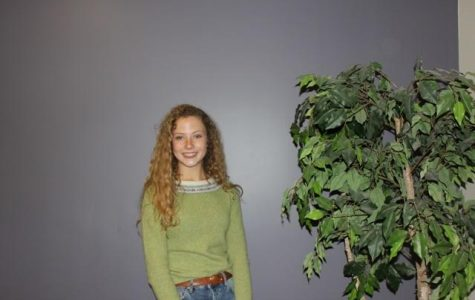 Humans of Allen: Cate McSpadden