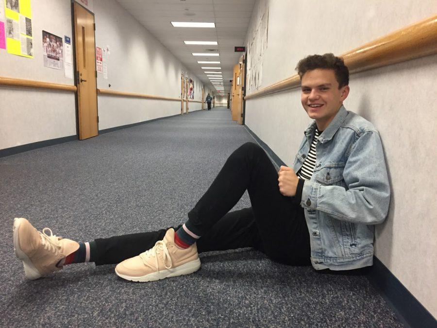 Humans of Allen: Traeton Janssens