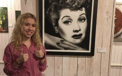 AHS students showcase in esteemed art exhibition
