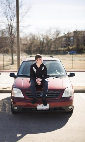 Humans of Allen: Nate Pennington