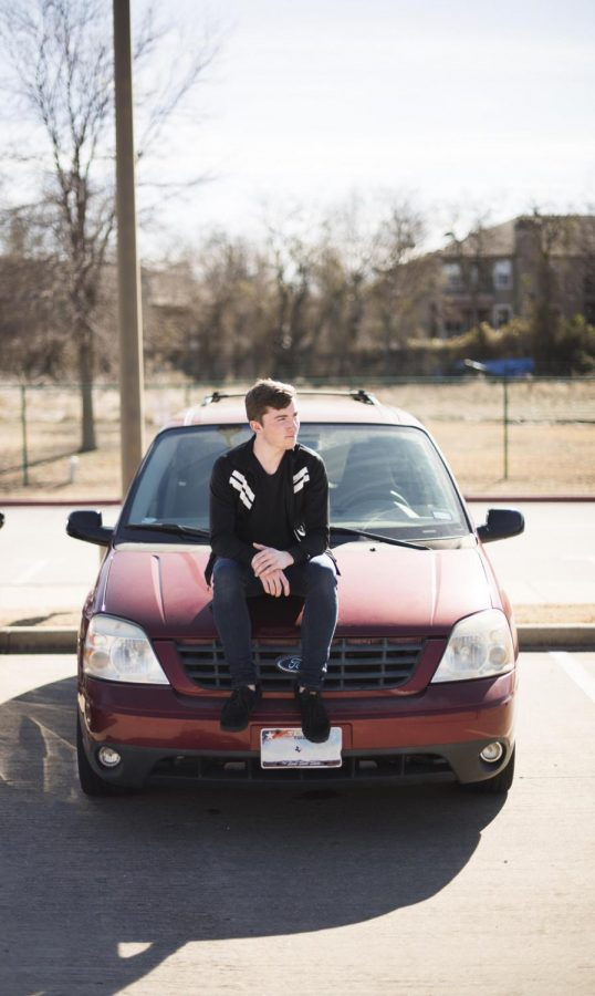 Humans of Allen: Justin Guffey