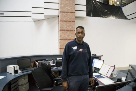 Humans of Allen: Andre Payani