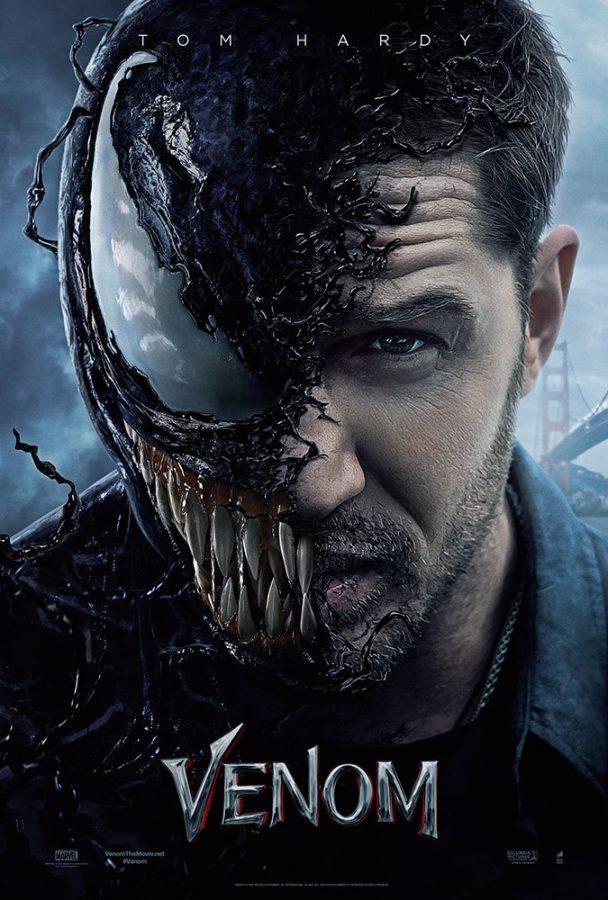 %22Venom%22+Review%3A+A+Lackluster+Addition+to+the+Superhero+Genre