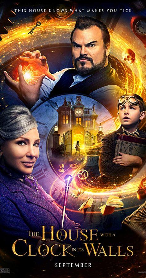 The House with a Clock in Its Walls Review: A Supernatural Adventure