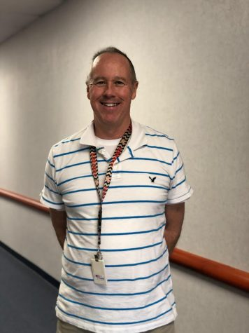 Humans of Allen : Mr.Taylor