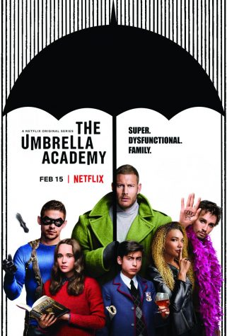 Netflix's 'The Umbrella Academy' Is A Class Act