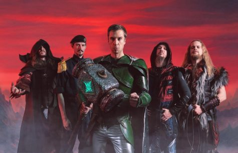 A heroic journey: Gloryhammer's Legends From Beyond the Galactic Terrorvortex
