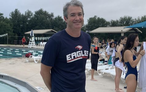 Q&A with AHS Swim Team Coach Brent Mitchell