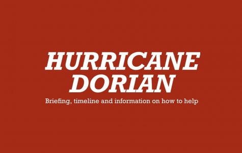 Hurricane Dorian Briefing