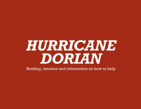 Hurricane Dorian Briefing