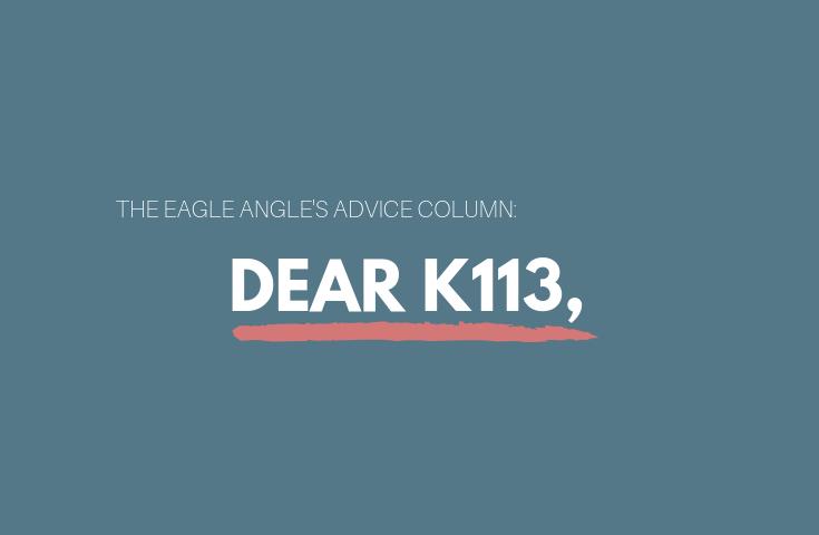 Dear K113, how do I stop liking someone?
