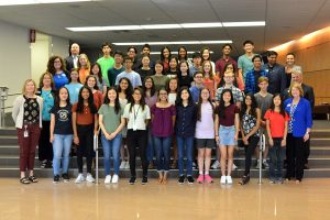AHS Announces National Merit Semifinalists