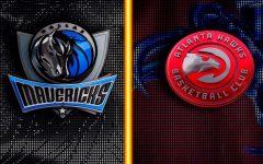 Dallas Mavericks V. Atlanta Hawks basketball preview