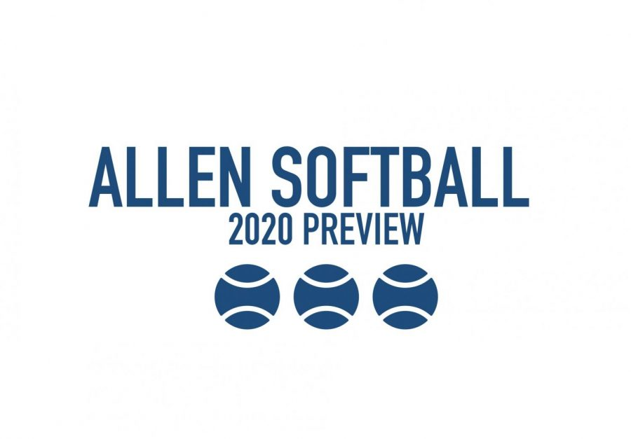 Allen Softball Preview