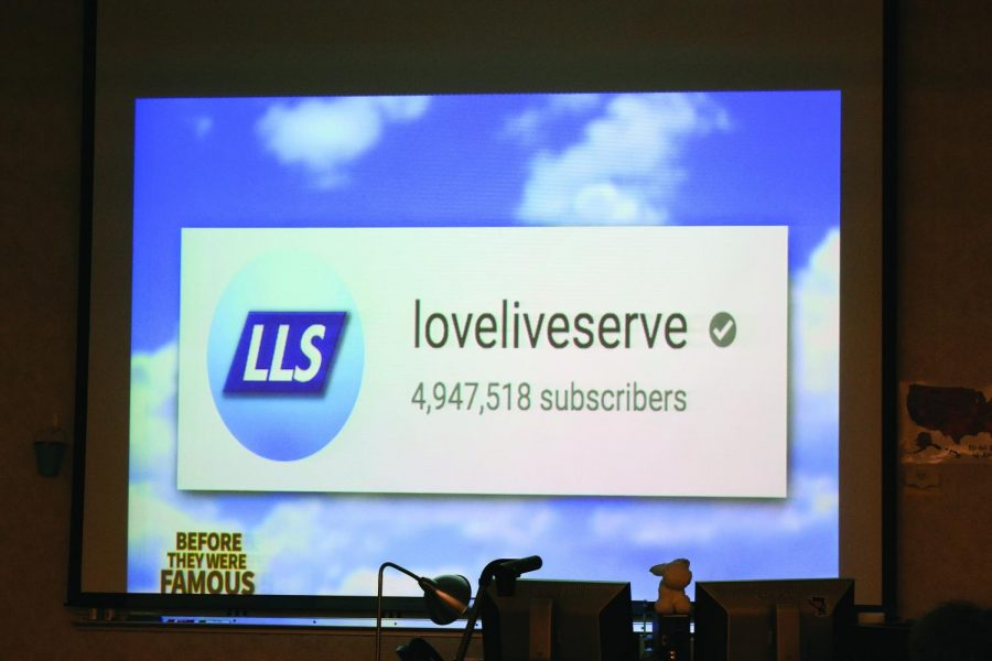 Loveliveserve comes to Allen