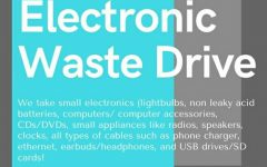 Environmental Club E-Waste Drive