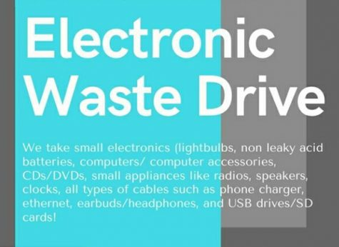 Environmental Club E-Waste Drive